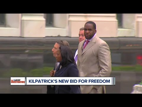 Kwame Kilpatrick's new bid for freedom in appeals court