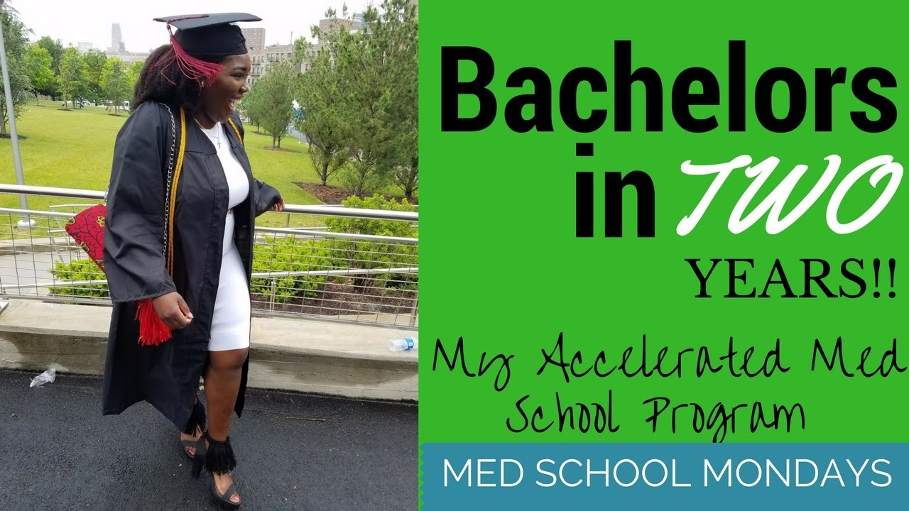 Bachelor S Degree In Two Years My Curriculum Med