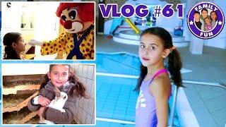 BADESPAß ACTION FUN und ERHOLUNG Vlog #61 Our life FAMILY FUN