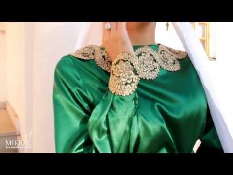 Платье Хаат (свадебное платье и платье для никаха). Rezeda Suleyman. Коллекция Sport Chic 2015.