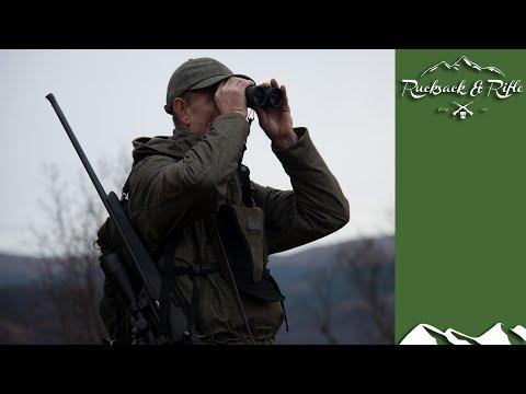 Solo Stalking - Rucksack & Rifle