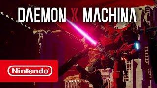 Daemon X Machina - E3 2018-trailer (Nintendo Switch)