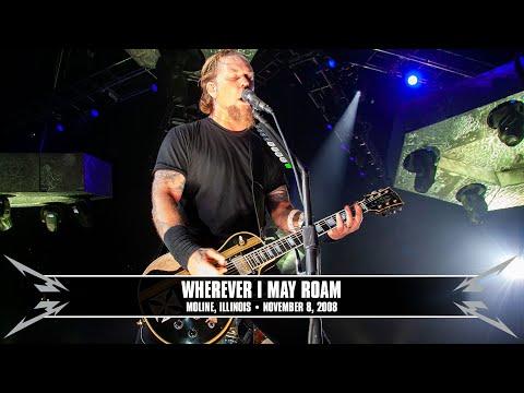 Metallica: Wherever I May Roam (MetOnTour - Moline, IL - 2008) Thumbnail image