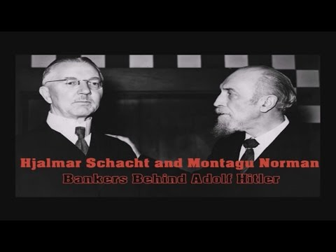 HD | Hitler Germany funded by the Bank of England (Rothschild's) as well Wall-Street Industrial's