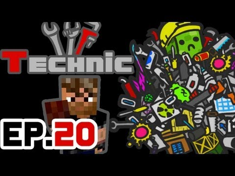 Technic | Geothermal Building | Ep.20
