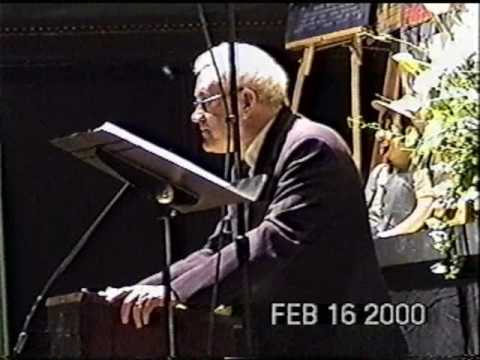 Phil Walden speech at Jim Varney Memorial - February 16, 2000