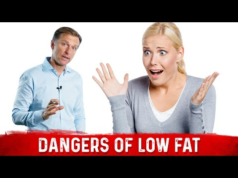 Dangers of an Ultra Low Fat Diet
