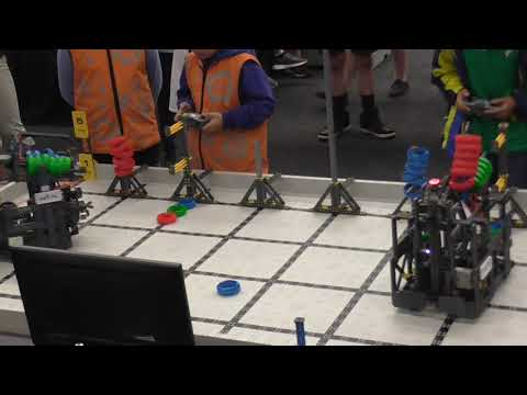 Match from Vex IQ Ringmaster 2017 Asia-Pacific Championships