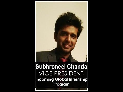 NTT Application 2014- Subhroneel Chanda