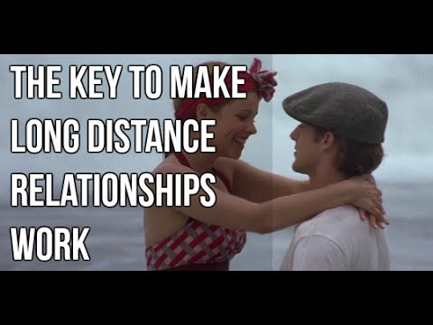 The Key to Having a Long Distance Relationship (Make Him Chase You LDR)