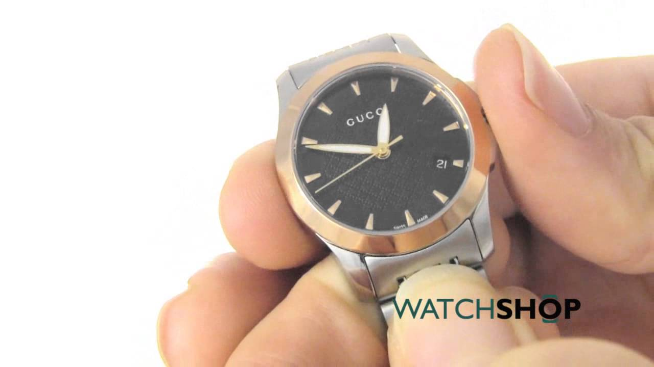 894fd508f41 Gucci Ladies  G-Timeless Watch (YA126512) - YouTube