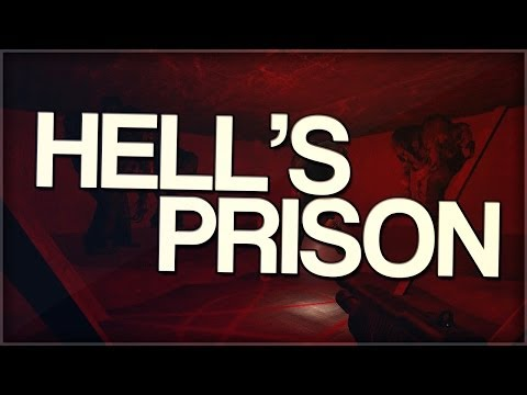 Hell's Prison | SCARY HORROR MAP (Garry's Mod)