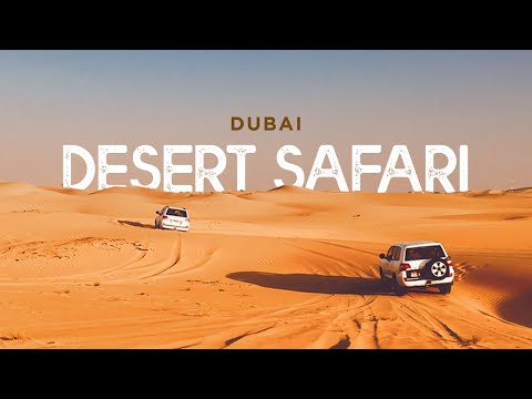 Dubai Desert Safari – Dune Bashing, Belly Dancing & BBQ Dinner
