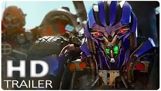 TRANSFORMERS 6 _ Origins Trailer (2018) Bumblebee, Blockbuster Action Movie HD