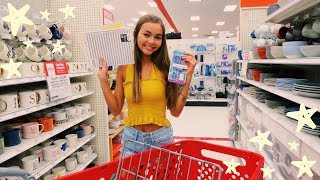 Come Back To School Supplies Shopping w/ Me & My Sister!