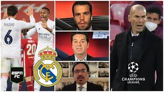 Un desgastado REAL MADRID pasó a semifinales de CHAMPIONS. ¿Tiene crédito Zinedine Zidane? | ESPN FC