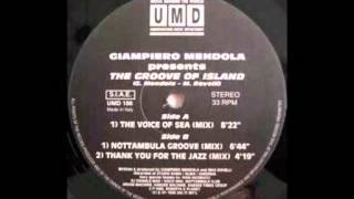 Giampiero Mendola  - The Groove Of Island