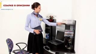 Компьютерный Стол «Техно» Дуб Феррара модель №21 Столплит Мебель!