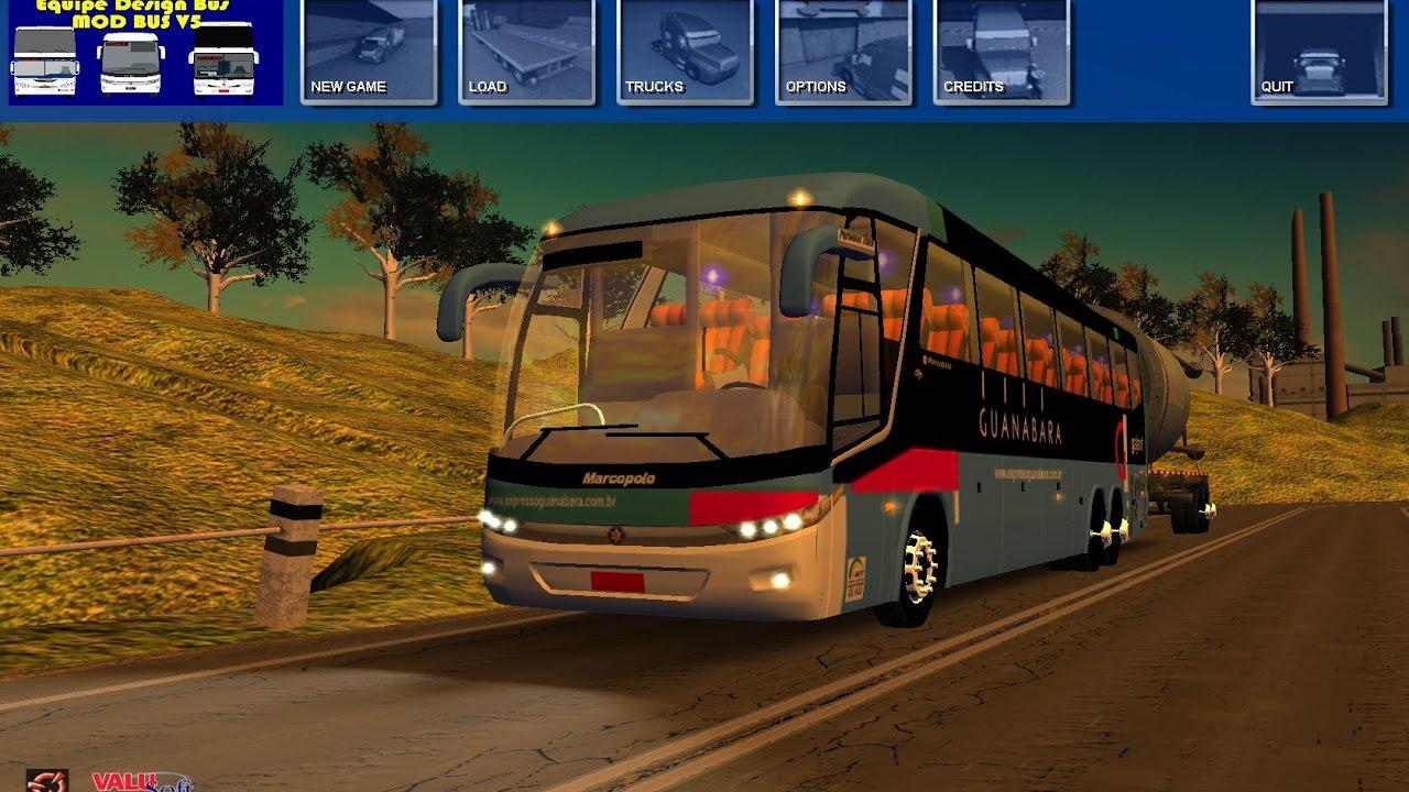 18 wos pttm chile bus mod para pc