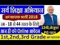 Educational Department || 1st,2nd,3rd Grade Bharti || Selection Process #Govt Job #neoworldtech