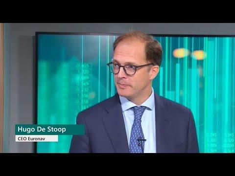 Tanker Market Update With Euronav CEO Hugo De Stoop