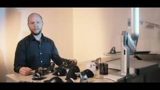 Proč ergonomické vertikální myši?