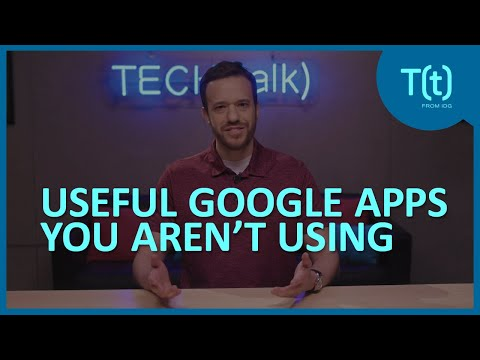 Useful Google Apps You Aren't Using