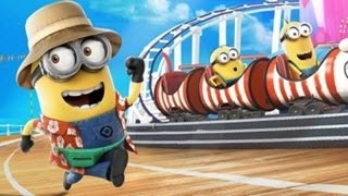 Despicable Me 2: Despicable Time - Funny Minion Games