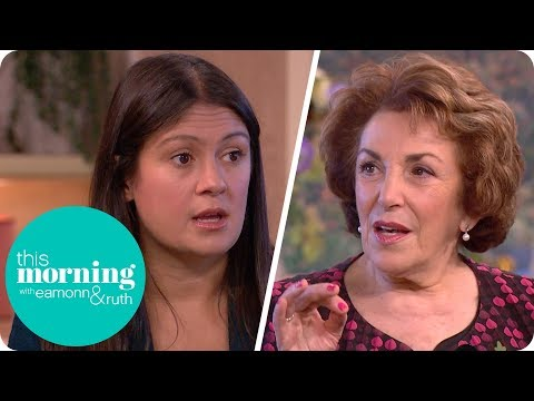 Edwina Currie Defends MPs During Fiery 'Sexminster' Debate | This Morning