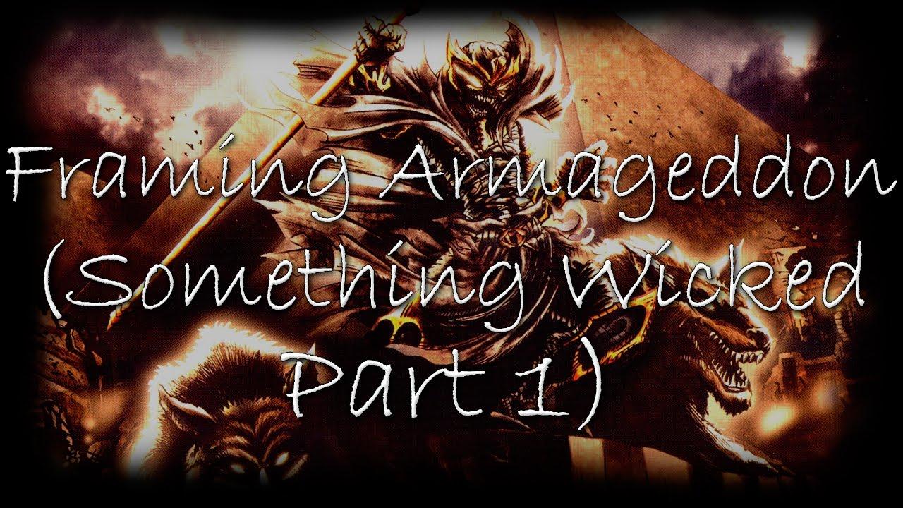 Iced Earth - Framing Armageddon (Something Wicked Part 1) [Full ...