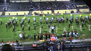 2010 Bay High School's Million Dollar Band Magical Mystery Tour