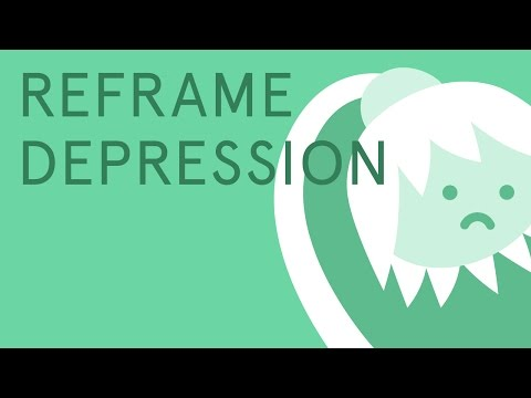 Depression: How to reframe negative thinking