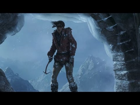 Rise of the Tomb Raider Trailer - New Trailer, Tomb Raider 2