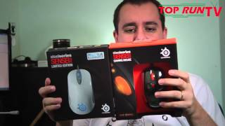 Unboxing Expresso - STEEL SERIES SIBERIA