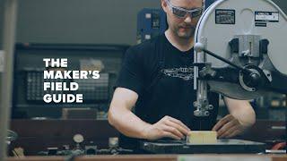 The Maker's Field Guide Book Trailer
