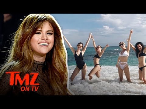 Justin Bieber Crashed Selena's Girls Trip! | TMZ TV