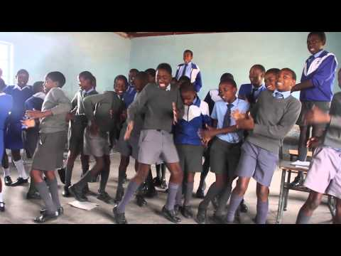 School life in Zimbabwe