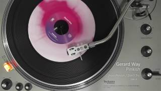 Gerard Way - Pinkish [Vinyl Rip]