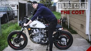 How Much Did the Build Cost  CX500 Cafe Racer Build Project