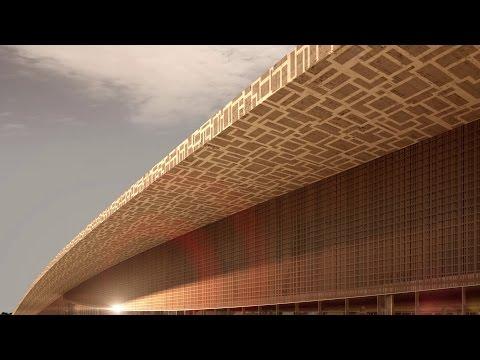 Nouvelle Gare Ferroviaire d'Alger