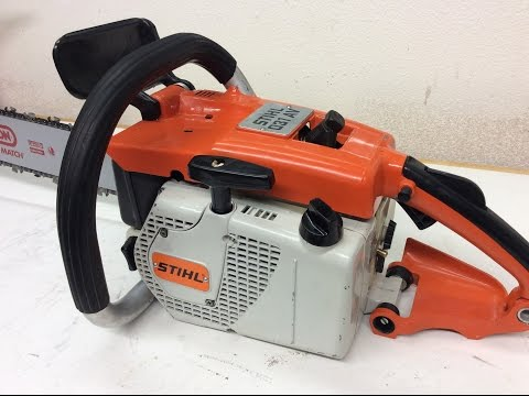 Converting The Stihl 031AV To Electronic Ignition Page 2