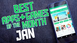 10 Best Android Apps & Games (JANUARY 2017)
