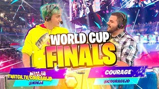 WORLD CUP FINALS VLOG WITH ALL YOUR FAVORITE STREAMERS!