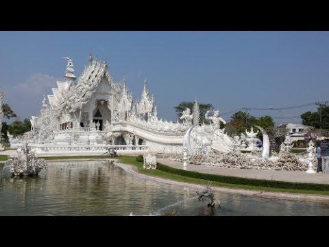 Tour del nord (Chiang Mai & Chiang Rai) + Elefanti & zattera - Thailandia PARTE 2
