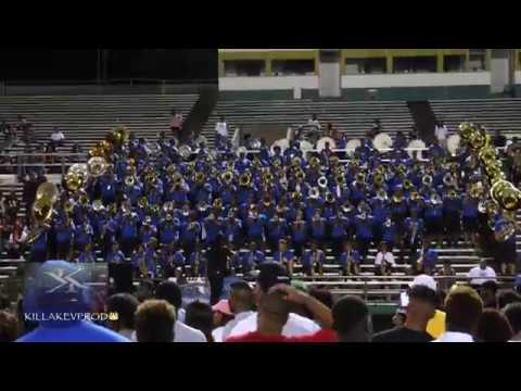 Mississippi All-Star Alumni Band - Teen Spirit @ the 2017 Independence Day Showdown