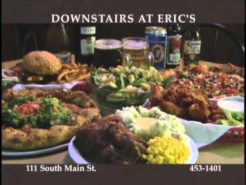 Downstairs at Erics--Breck TV
