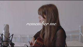 remember me - pixar's coco - acoustic cover