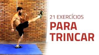 QUER SECAR A BARRIGA? Esses 21 exercícios podem ser colocados em se...