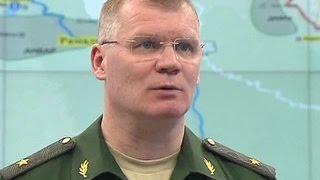 ВКС России разбомбили 579 объектов террористов за четверо суток