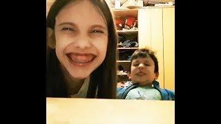 Kinder beleidigen Luca